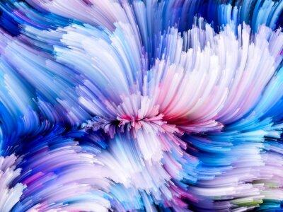 Obraz Evolving Color