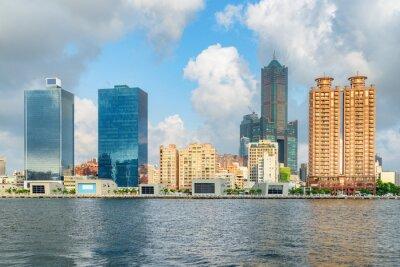 Fabulous Kaohsiung skyline, Taiwan. 85 Sky Tower