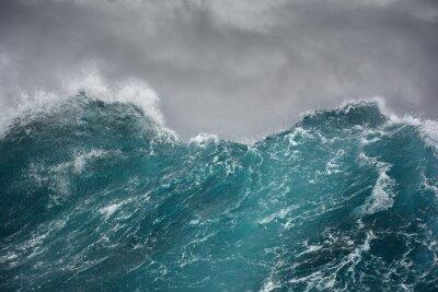 Obraz fala morza
