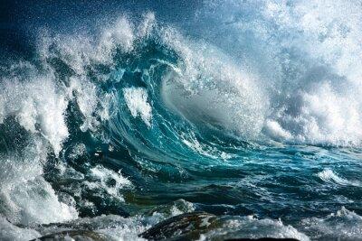 Obraz Fala oceaniczna