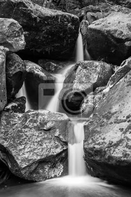 Falls Czarno-białe