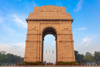 Obraz Famous India Gate in the city centre of New Delhi