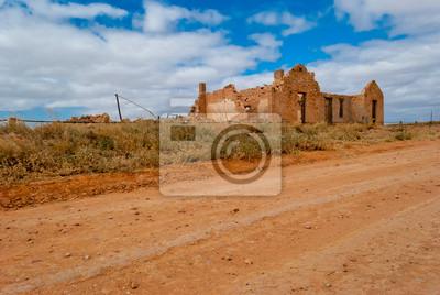 Farina stare opuszczone miasto, South Australia