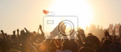 Obraz festiwal słońca