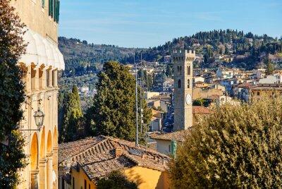 Obraz Fiesole near Florence, Tuscany Italy