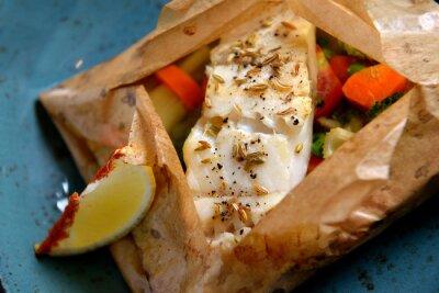 Obraz filet z ryby
