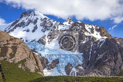 Fitz Roy Mountain Range, Argentyna