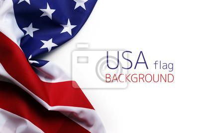 Obraz Flaga USA