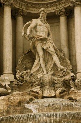 Obraz Fontanna di Trevi w Rzymie
