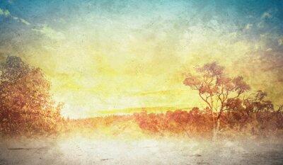Obraz Forest Landscape