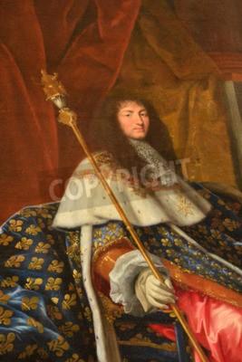 Obraz Francji, Pałac w Wersalu Ile de France