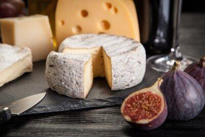 Obraz Francuski ser miękki