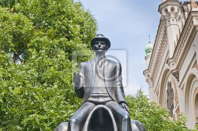 Franz Kafka pomnik