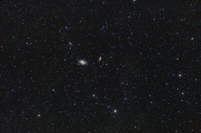 Obraz Galassie nel cielo Notturno