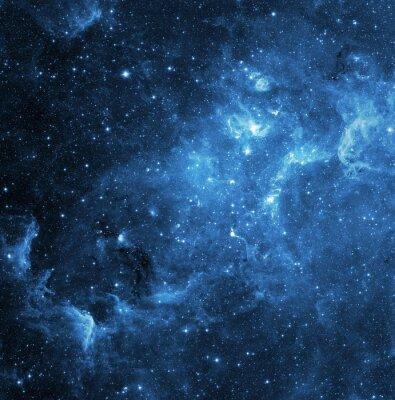 Obraz galaxy (Kolaż ze zdjęć z www.nasa.gov)