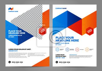 Geometria kolorowy szablon układu broszury, tło projektu okładki, raporty roczne. Można dostosować do broszury, raportu rocznego, magazynu, plakatu, prezentacji korporacyjnej, portfolio, ulotki, baner