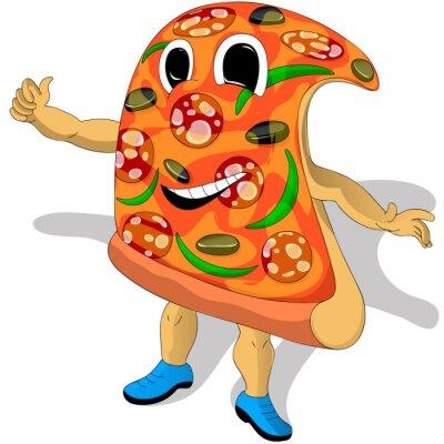 Obraz Gest Pizza