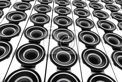 Głośniki ścienne