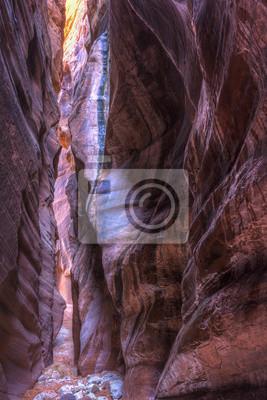 Gniazdo przewodu Przełęcz Canyon