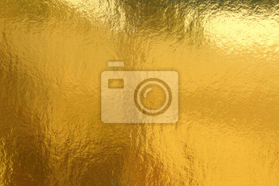 Obraz Gold background or texture and Gradients shadow