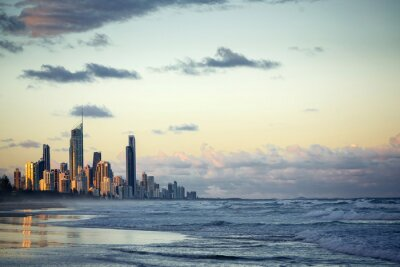 Obraz Gold Coast, Queensland, Australia
