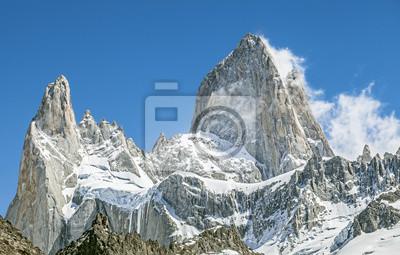 Góra Fitz Roy, Los Glaciares National Park, Patagonia