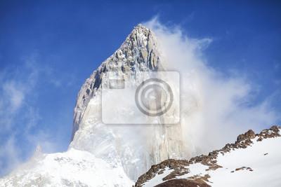 Góra Fitz Roy w Patagonii, Argentyna