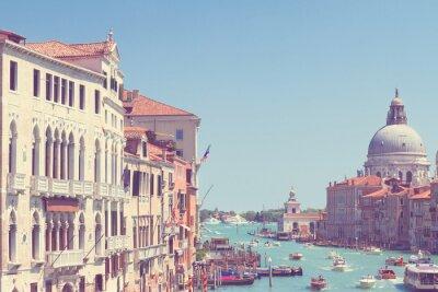 Obraz Grand Canal, Wenecja, Włochy