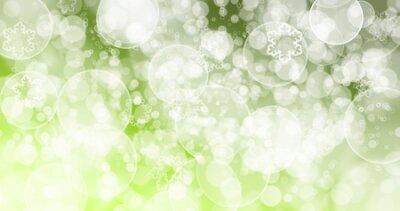 Obraz Green background.Bokeh Green background.