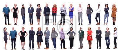 Obraz Grupa ludzi