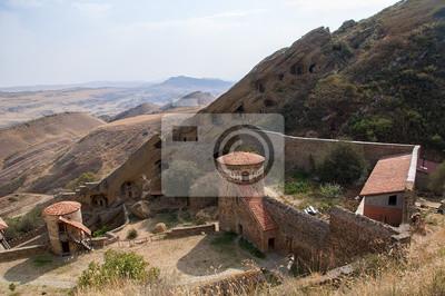 Gruzinski klasztor Dawid Garedża