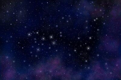 Obraz Gwiaździste niebo