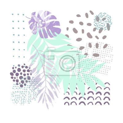 Hand drawn artwork in minimalistic style.
