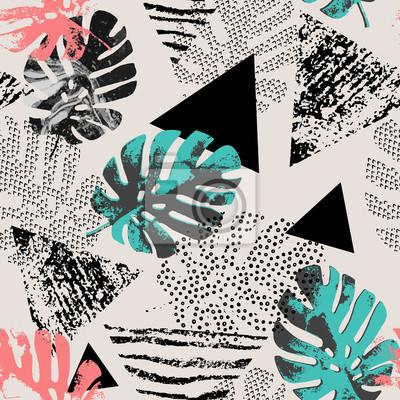 Hand drawn summer vector illustration