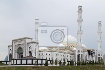 Hazrat Sultan Meczet w Astanie, Kazachstan