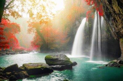Obraz Heo Suwat Waterfall