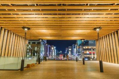 Obraz Himeji Station w Himeji, Japonia