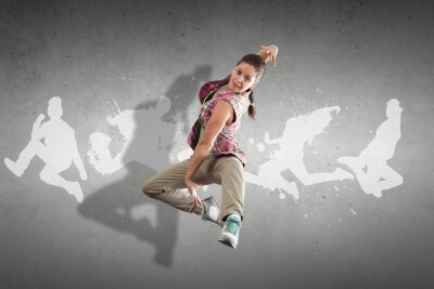 Obraz Hip hop