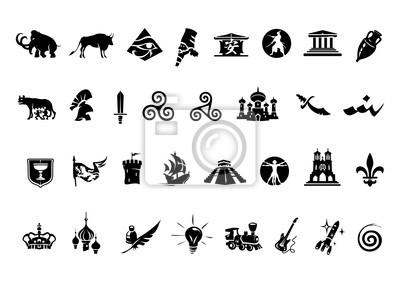 histoire symboles