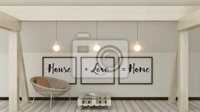 Home Miłość Rodzina I Koncepcja Szczęścia Plakaty W Stylu Obrazy Redro