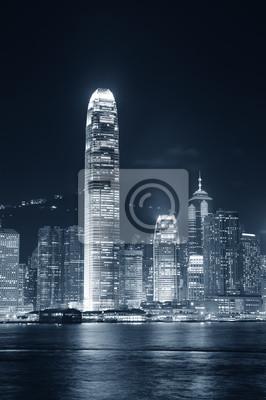 Hong Kong czerni i bieli