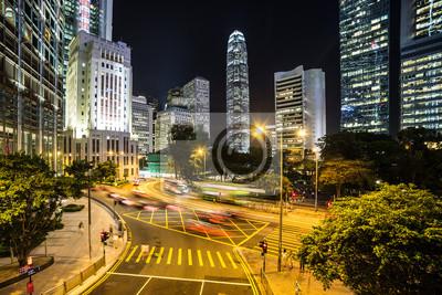 Hong Kong noc pośpiechu
