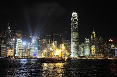 Obraz Hong Kong tapety