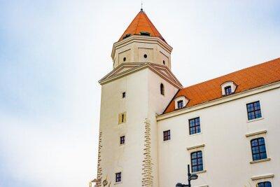Obraz Hrad Castle in Bratislava, Slovakia.