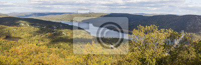 Hudson River Valley Panorama