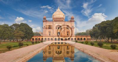 Obraz Humayun Tomb Nowe Delhi, Indie.