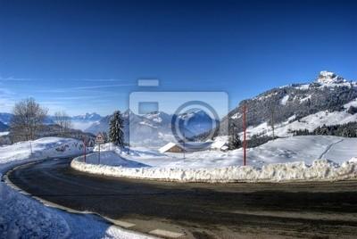 Ibergeregg Strasse