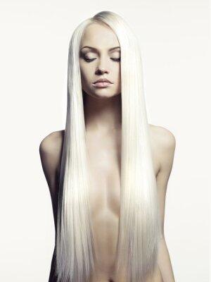 Obraz Idealna blondynka