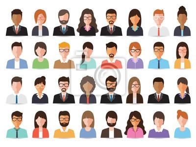 Obraz ikona osób