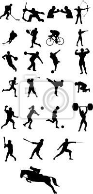 Ikony sportowe i sylwetka